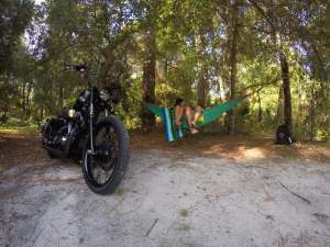 Camping trip to the Ocala National Forrest